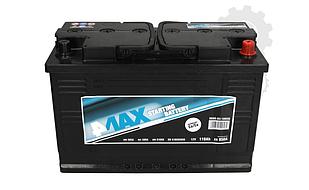 Аккумуляторная батарея Ecoline 110Ah/850A 4-MAX 0608-03-1005Q