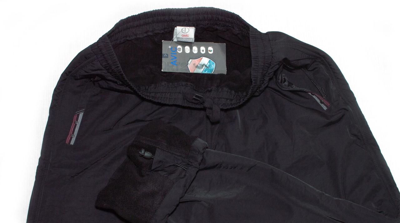 Чоловічі спортивні штани плащівка AVIC 3XL,4XL,5XL,6XL