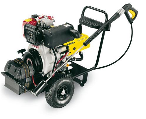 Аппарат высокого давления Karcher HD 1050 В с двигателем внутреннего сгорания