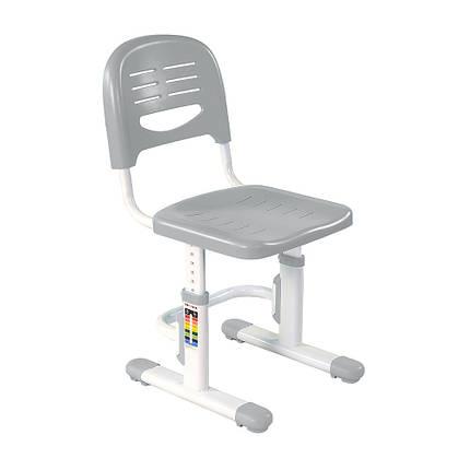 Детский стул FunDesk SST3 Grey, фото 2