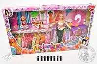 Кукла с набором. 5560