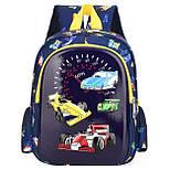 Детский рюкзачок для мальчика 3-5 лет с авто, фото 3