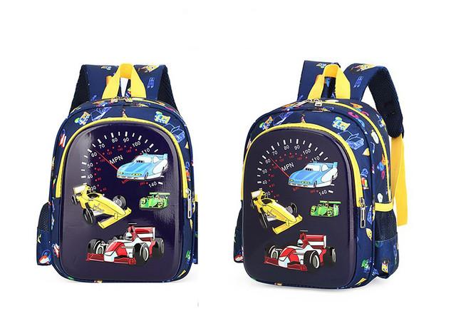 Рюкзак дошкольный для мальчика 2