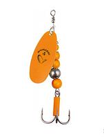 Блешня Savage Gear Caviar Spinner #4 14g 06-Fluo Orange