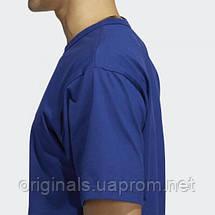 Чоловіча футболка Adidas Heavyweight Shmoofoil Originals GR8752 2021 2, фото 3