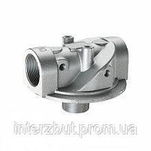 Корпус зливного фільтра ОМТ T20V0R (by-pass на зливі) Італія