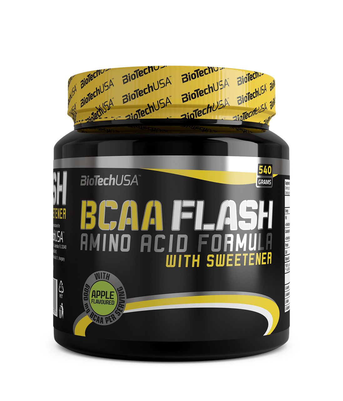 Амінокислоти BioTech USA BCAA Flash 540 g