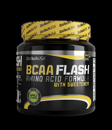 Амінокислоти BioTech USA BCAA Flash 540 g, фото 2