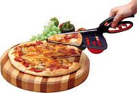 Ножницы для пиццы с сервером лопаткой, фото 1