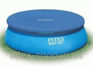 Тент для надувного бассейна Intex 28022 (58919) (366 см.) , фото 2