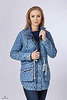 Mila Nova Джинсовая куртка Q-24