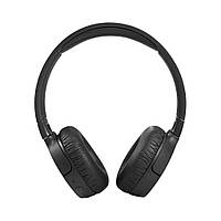 Навушники з мікрофоном JBL Tune 660 NC Black (JBLT660NCBLK), фото 1