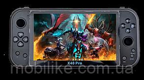 """Портативна ігрова приставка X40 PRO 7"""" (16 Гб пам'яті і 9999 ігор вбудованих)"""