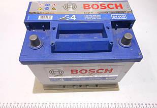 Аккумуляторная батарея S4 60AH 540A  BOSCH S4 60AH 540A