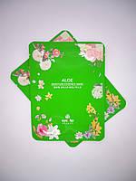 Корейская тканевая маска для лица Eyenlip Oil Moisture Essence Mask Aloe