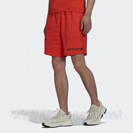 Шорти чоловічі adidas Originals Graphics Symbol H13515 2021/2, фото 2