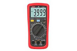 Мультиметр цифровой UNI-T UT39C+ с термопарой