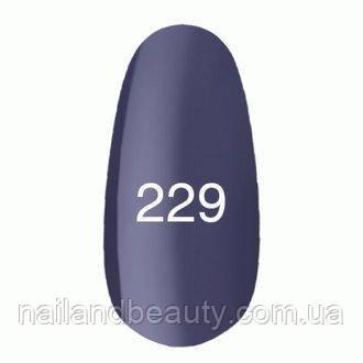Гель-лак (Коді) Кодi 8 ml № 229
