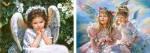 Пазлы 165 и 240 элементов Castorland 021093 Ангелы, фото 2
