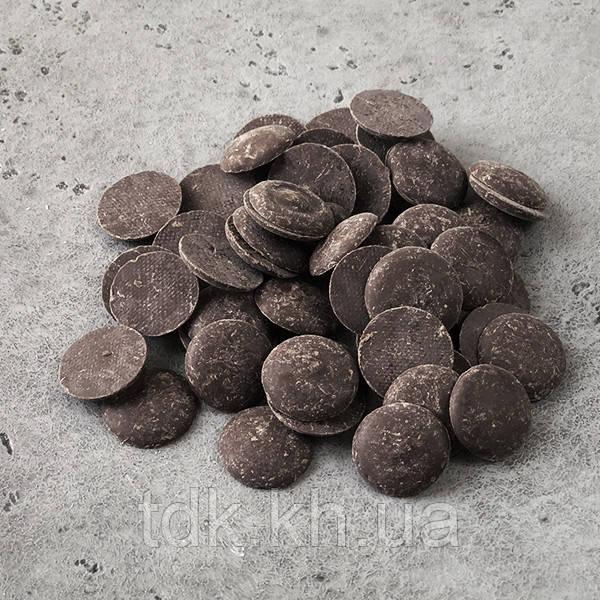 Шоколад бельгійський чорний Arabesque NOIR 72%