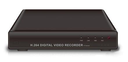 CCTV видеорегистраторы DVR