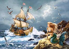 Пазлы Castorland 51847 Корабли