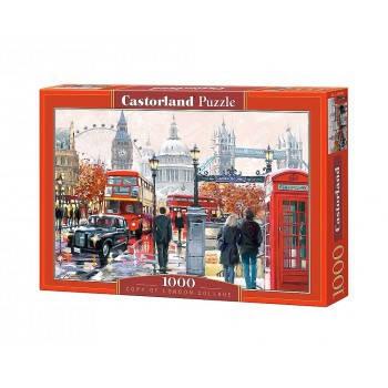 Пазлы 1000 элементов Castorland 100083 Лондон, фото 2