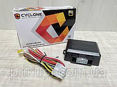 Доводчик стекол інтерфейс склопідіймача Cyclone PWM-21 на 2 скла