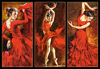 Пазлы Castorland 103119 Танцовщица в красном
