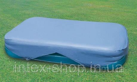 INTEX ® Тент для прямоугольного бассейна Intex 58412, 305 х183 см., фото 2