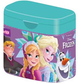 Точилка для карандашей двойная с контейнером, 1 Вересня, Frozen