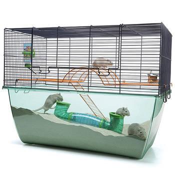 Savic Habitat XL САВИК ХЕБИТАТ XL клетка для грызунов