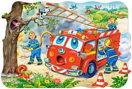 Пазлы Castorland Maxi 02146 Пожар