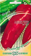 Семена Перец сладкий Какаду F1 Красный 15 семян Гавриш