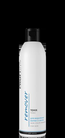 Тонік PROFIStyle для видалення фарби з шкіри (250мл)
