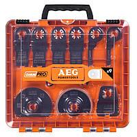 Набор для многофункционального инструмента AEG MT9+2SET