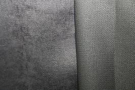 Штори рулонні мікровелюр Evinhome collection колір сіро-зелений