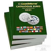 Каталог Євро 2021 (монети і банкноти)