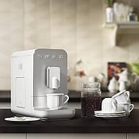 Автоматична кофемашина Smeg BCC01WHMEU білий матовий
