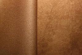 Штори рулонні мікровелюр Evinhome collection колір мідно-коричневий