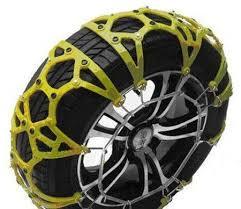 Цепи противоскольжения на колёса XLT-3 полиуретановые