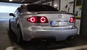 Фонари Mazda 6 GG (02-07) тюнинг led оптика