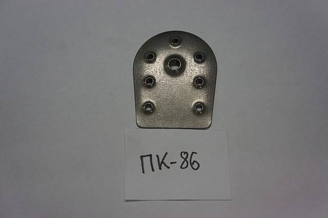 Пластина металлическая (подпяточник)  ПК-86 шт., фото 2