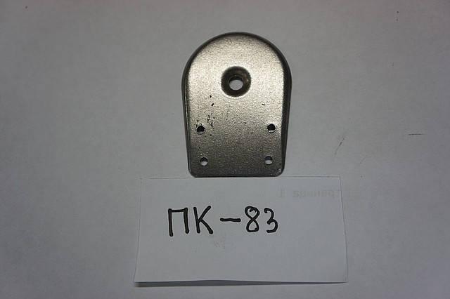 Пластина металлическая (подпяточник)  ПК-83 шт., фото 2