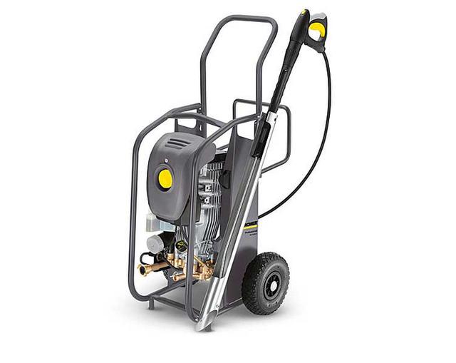 Аппарат высокого давления  Karcher HD 10/25-4 Cage Plus с трубной рамой