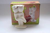 Травянчик -влюбленные персонажи - экочеловечки - растущая трава