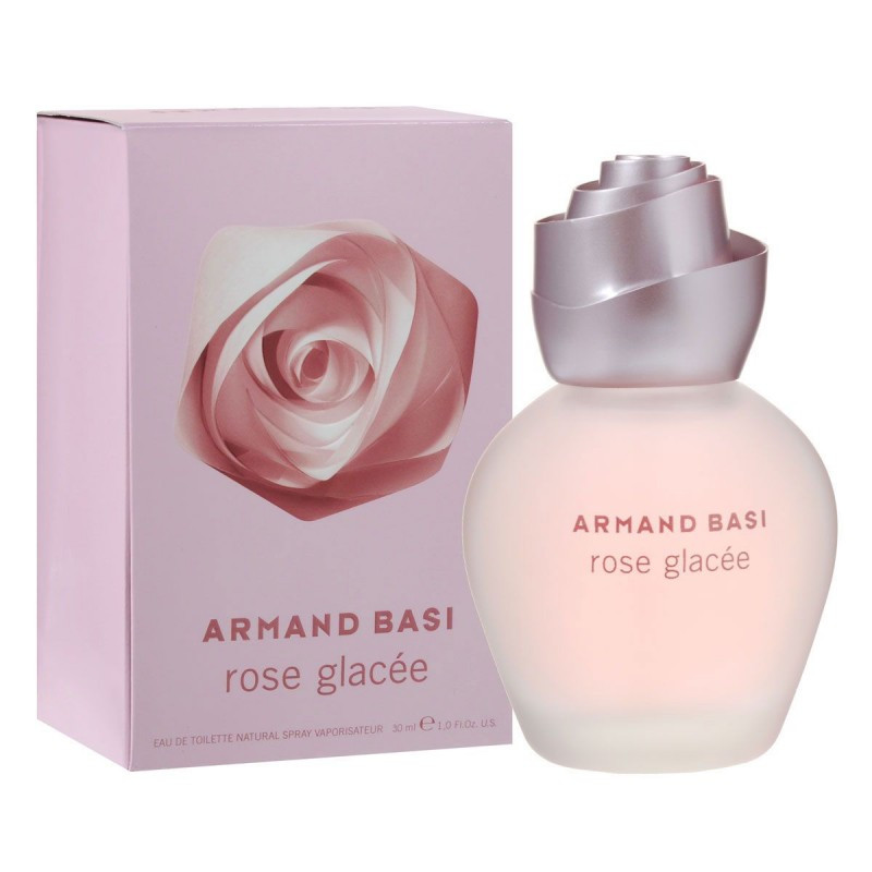 Духи женские Armand Basi Rose Glacee (Арманд Баси Роуз Гляссе)