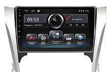 Штатна магнітола (2012-2014) TOYOTA CAMRY 50 Android 10.1-2+16GB