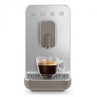 Автоматична кавоварка Smeg BCC01WHMEU сіро-коричневий матовий