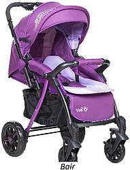 Коляска прогулочная Bair Fox purple